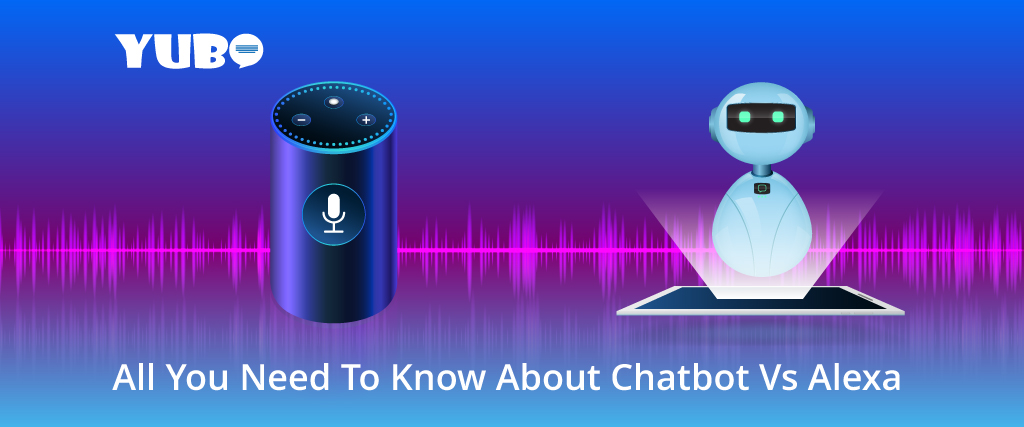 All You Need To Know About Chatbot Vs Alexa Below