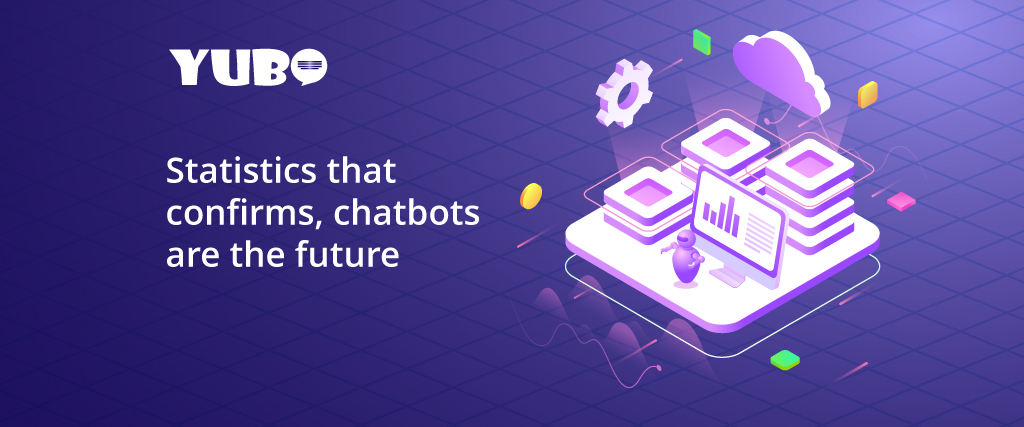 statistics that confirms chatbot are the future