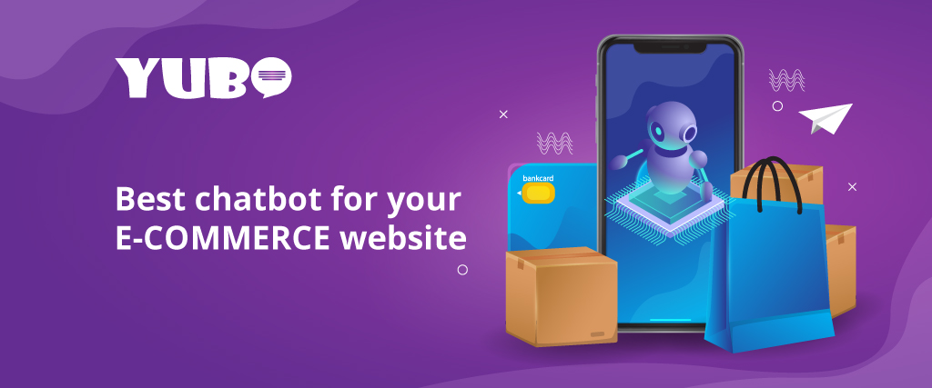 E-commerce Chatbots Best chatbot for your E-COMMERCE website