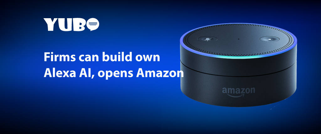 Firms can build their own Alexa AI, opens Amazon