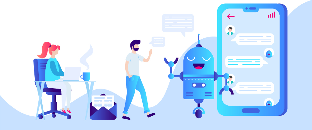 Integration of Chatbot Email Marketing A Boon for Businesses in 2021