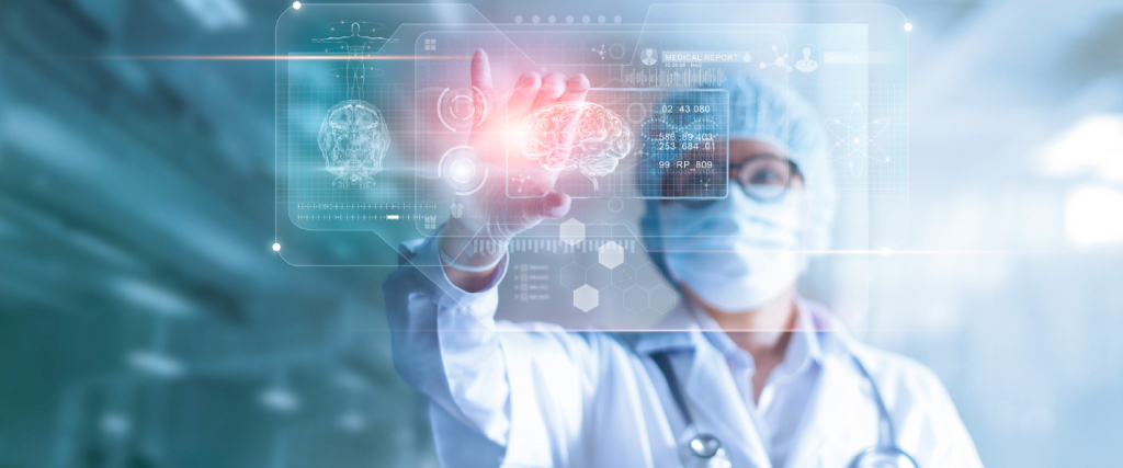 The upsurge of AI in Healthtech 2021