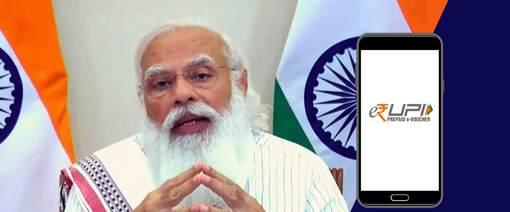 PM Narendra Modi to launch e-RUPI as an aid for digital payment